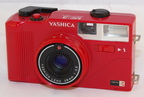 Yashica MF-3 Super rouge